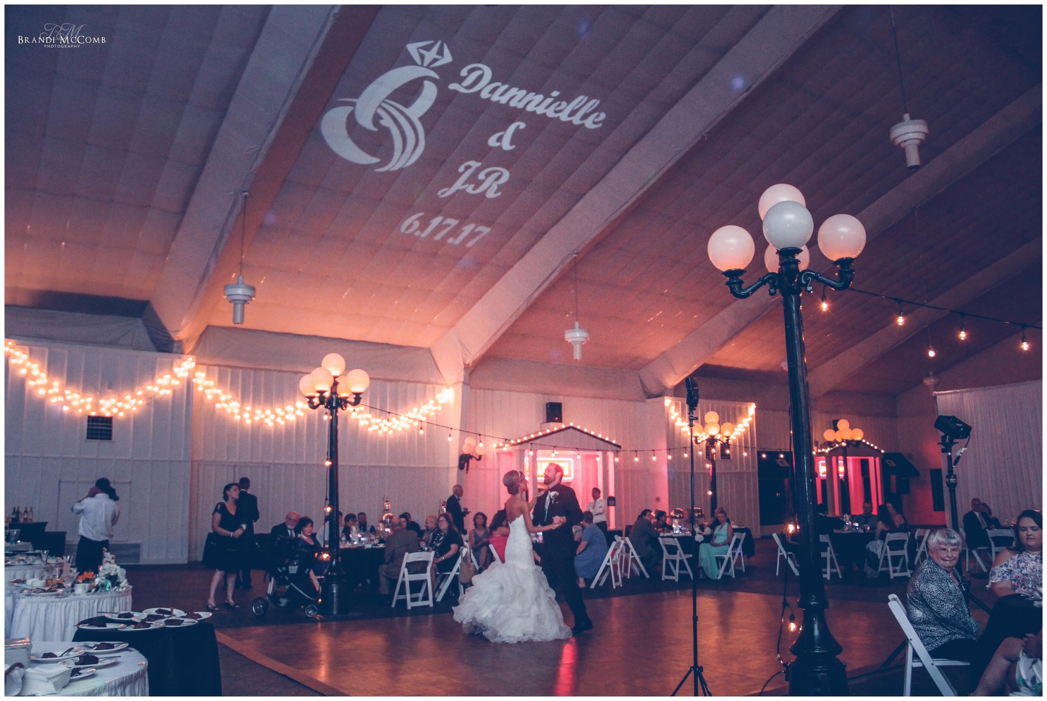 Dannielle & JR\'s wedding at Southfork Ranch